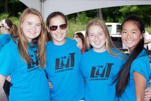 Our Volunteers!